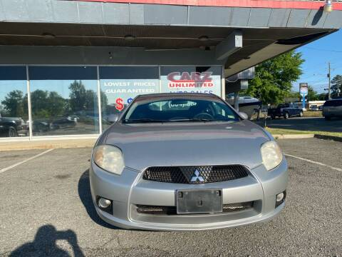2009 Mitsubishi Eclipse for sale at Carz Unlimited in Richmond VA