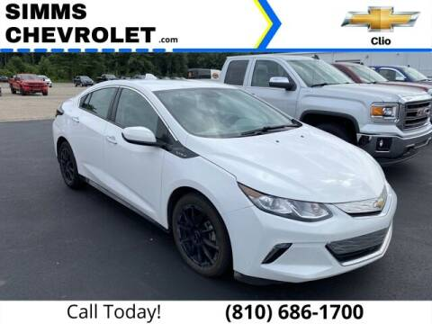 2017 Chevrolet Volt for sale at Aaron Adams @ Simms Chevrolet in Clio MI