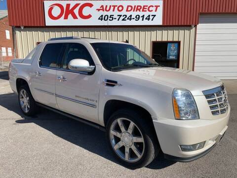 2008 Cadillac Escalade EXT for sale at OKC Auto Direct in Oklahoma City OK