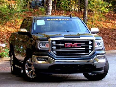 2018 GMC Sierra 1500 for sale at ATLANTA DIRECT AUTO in Duluth GA