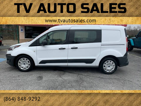 2016 Ford Transit Connect Cargo for sale at TV Auto Sales in Greer SC