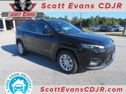 2019 Jeep Cherokee for sale at SCOTT EVANS CHRYSLER DODGE in Carrollton GA