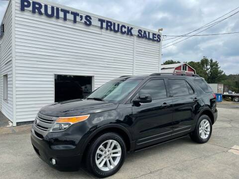 2015 Ford Explorer for sale at Pruitt's Truck Sales in Marietta GA