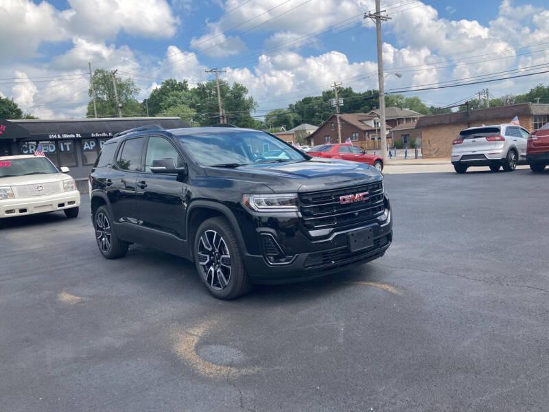 2021 GMC Acadia for sale at Savannah Motors in Belleville IL