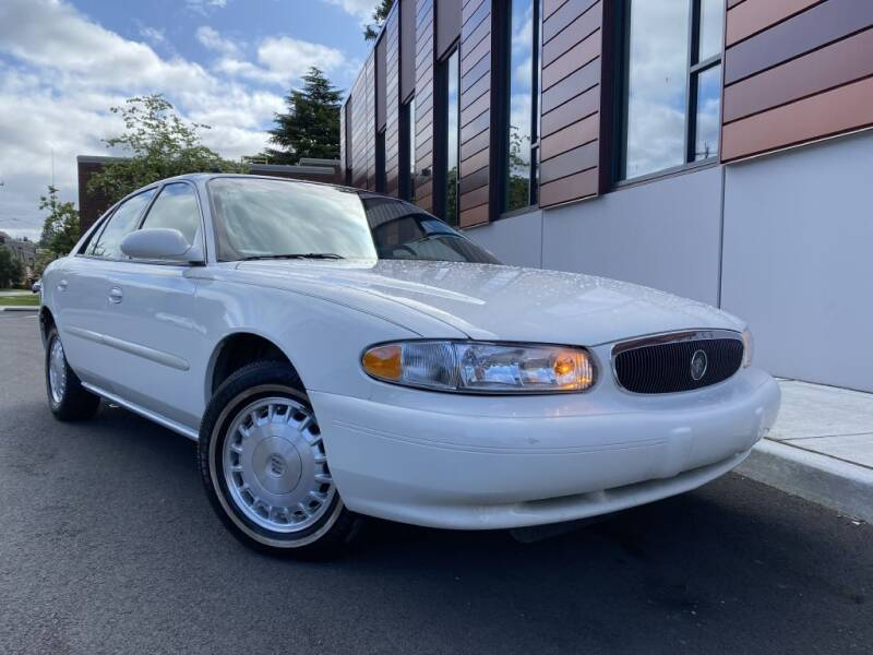 2004 Buick Century for sale at DAILY DEALS AUTO SALES in Seattle WA