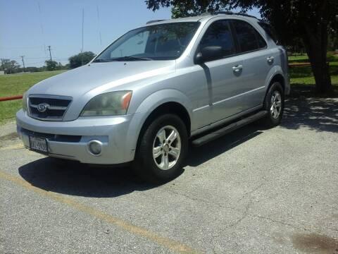 2006 Kia Sorento for sale at John 3:16 Motors in San Antonio TX