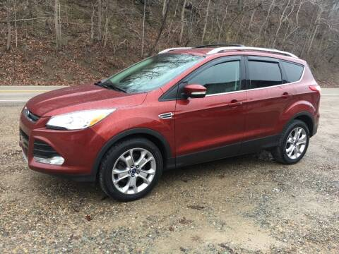2014 Ford Escape for sale at DONS AUTO CENTER in Caldwell OH
