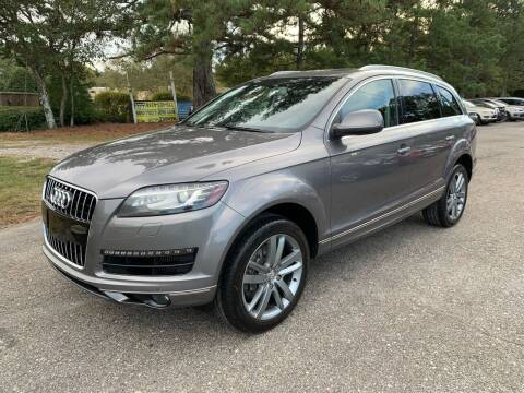2011 Audi Q7 for sale at MVP Auto LLC in Alpharetta GA