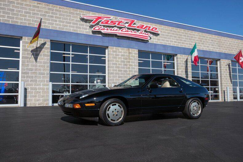 1989 Porsche 928 for sale in Saint Charles, MO