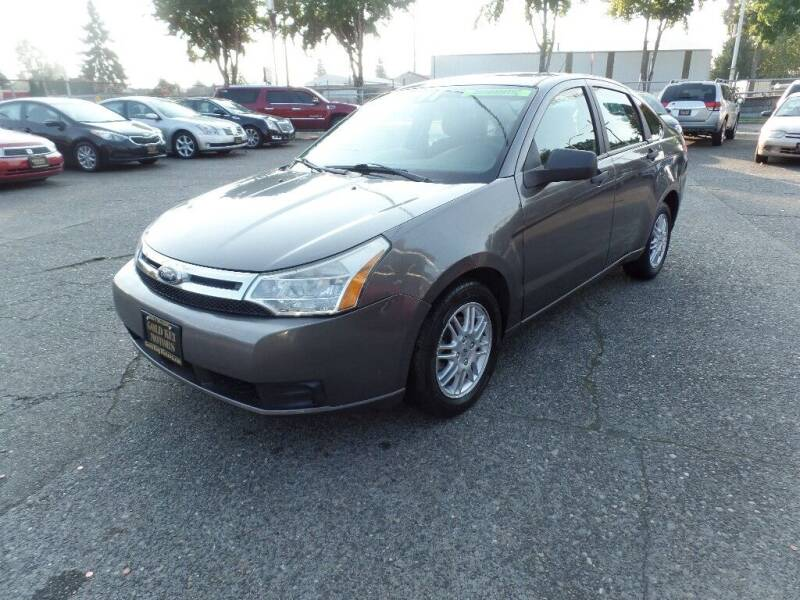 2011 Ford Focus for sale at Gold Key Motors in Centralia WA