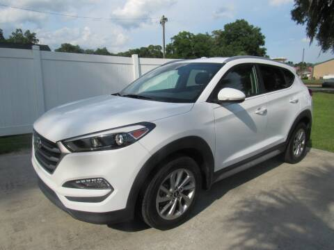 2017 Hyundai Tucson for sale at D & R Auto Brokers in Ridgeland SC