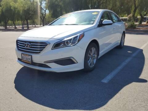 2017 Hyundai Sonata for sale at ALL CREDIT AUTO SALES in San Jose CA