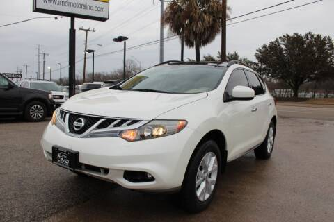 2012 Nissan Murano for sale at Flash Auto Sales in Garland TX