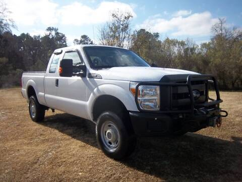 2015 Ford F250 XL 4x4 Extended Cab for sale at Venture Auto Sales Inc in Augusta GA