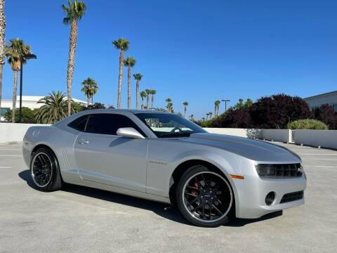 2012 Chevrolet Camaro for sale at OPTED MOTORS in Santa Clara CA