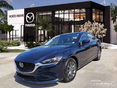 2020 Mazda MAZDA6 for sale at Mazda of North Miami in Miami FL