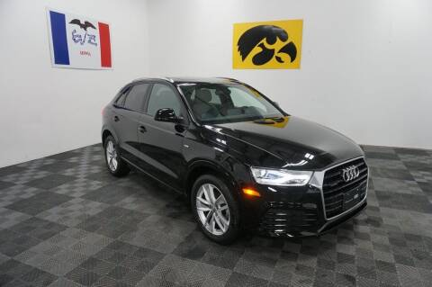 2018 Audi Q3 for sale at Carousel Auto Group in Iowa City IA