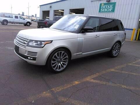 2017 Land Rover Range Rover for sale at DeluxeNJ.com in Linden NJ