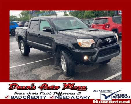 2012 Toyota Tacoma for sale at Dean's Auto Plaza in Hanover PA