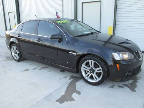 2009 Pontiac G8 for sale at Deaux Enterprises, LLC. in Saint Martinville LA