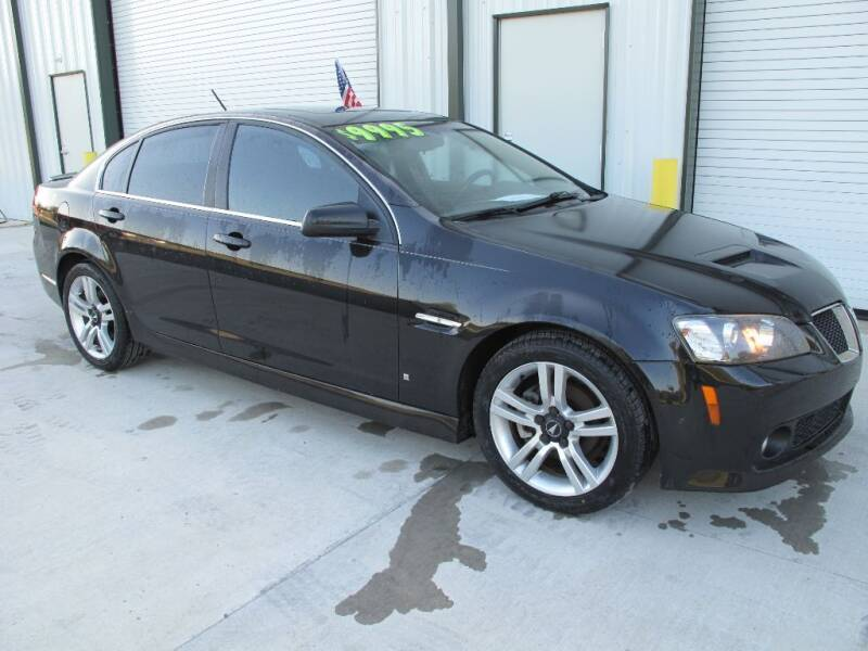 2009 Pontiac G8 for sale at Deaux Enterprises, LLC. in Saint Martinville LA