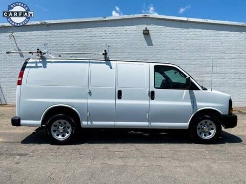 2013 Chevrolet Express Cargo for sale at Smart Chevrolet in Madison NC
