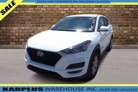 2019 Hyundai Tucson for sale at Karplus Warehouse in Pacoima CA