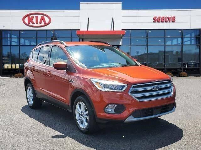 2019 Ford Escape for sale in Kalamazoo, MI