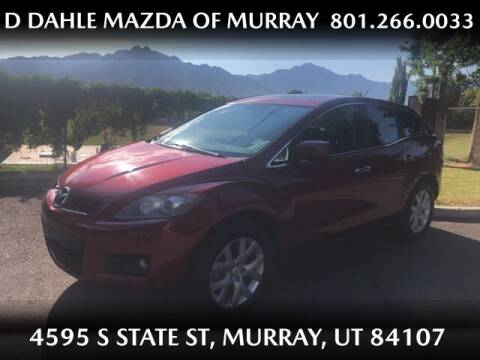 2007 Mazda CX-7 for sale at D DAHLE MAZDA OF MURRAY in Salt Lake City UT
