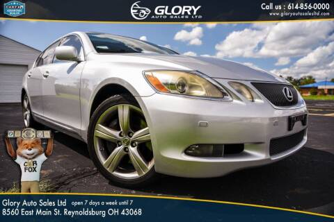 2007 Lexus GS 350 for sale at Glory Auto Sales LTD in Reynoldsburg OH