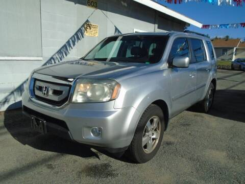 2011 Honda Pilot for sale at Taunton Auto & Truck Sales in Taunton MA