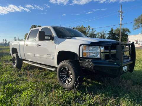 2009 Chevrolet Silverado 2500HD for sale at Imperial Auto, LLC in Marshall MO