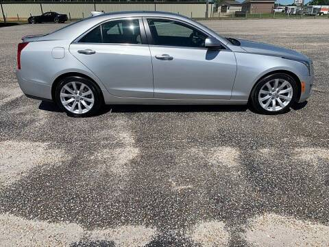 2018 Cadillac ATS for sale at C & H AUTO SALES WITH RICARDO ZAMORA in Daleville AL