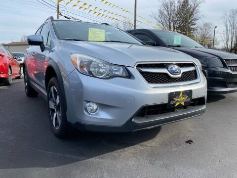 2015 Subaru XV Crosstrek for sale at Auto Exchange in The Plains OH