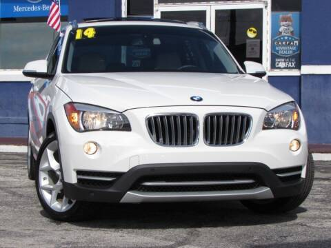 2014 BMW X1 for sale at VIP AUTO ENTERPRISE INC. in Orlando FL