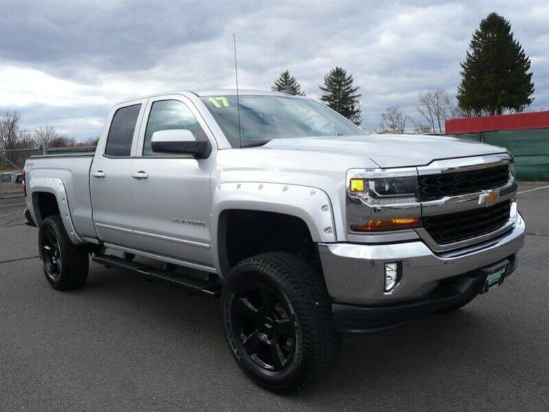 2017 Chevrolet Silverado 1500 LT Double Cab 4WD - East Windsor CT