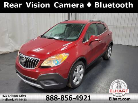 2016 Buick Encore for sale at Elhart Automotive Campus in Holland MI