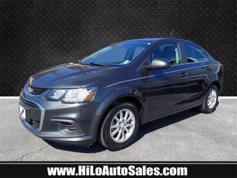 2018 Chevrolet Sonic for sale at BuyFromAndy.com at Hi Lo Auto Sales in Frederick MD