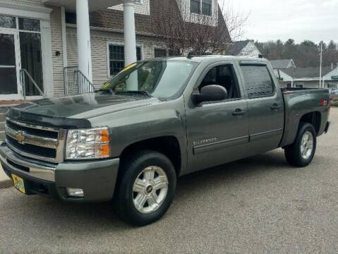 2011 Chevrolet Silverado 1500 for sale at Ashland Auto Sales in Ashland MA