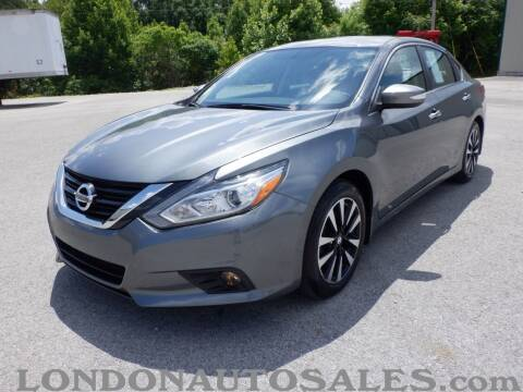 2018 Nissan Altima for sale at London Auto Sales LLC in London KY