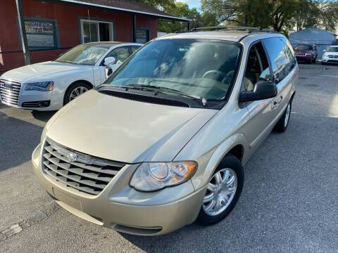 2005 Chrysler Town and Country for sale at CHECK  AUTO INC. in Tampa FL