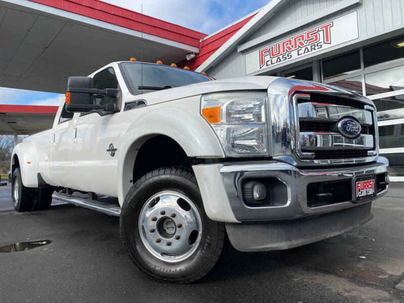 2011 Ford F-450 Super Duty for sale at Furrst Class Cars LLC  - Independence Blvd. in Charlotte NC