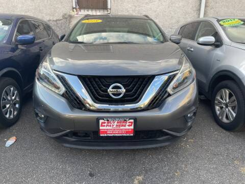 2018 Nissan Murano for sale at Buy Here Pay Here Auto Sales in Newark NJ