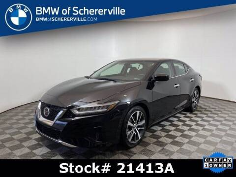2019 Nissan Maxima for sale at BMW of Schererville in Shererville IN