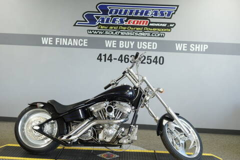 2003 American IronHorse Tejas for sale at Southeast Sales Powersports in Milwaukee WI