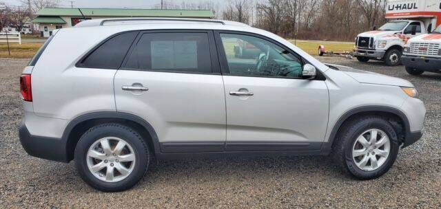 2013 Kia Sorento for sale at Wallers Auto Sales LLC in Dover OH