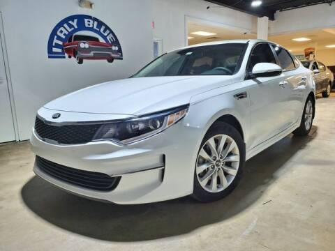 2018 Kia Optima for sale at Italy Blue Auto Sales llc in Miami FL