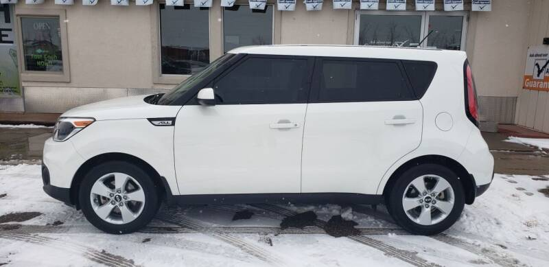 2017 Kia Soul for sale at HomeTown Motors in Gillette WY