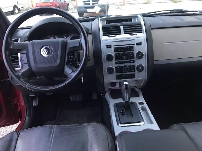 2010 Mercury Mariner AWD Premier V6 4dr SUV - Cleveland OH