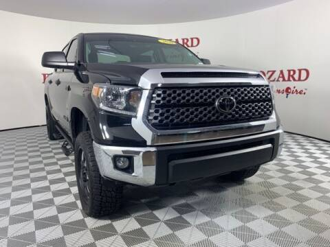 2020 Toyota Tundra for sale at BOZARD FORD in Saint Augustine FL